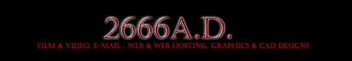 2666AD.com All things futuristic